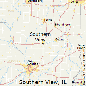 Best Places to Live in Southern View Illinois