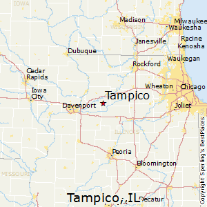 Tampico Illinois Cost of Living