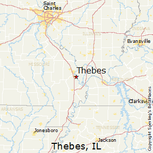 Thebes, Illinois Cost of Living on