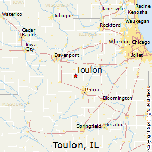 Best Places to Live in Toulon Illinois