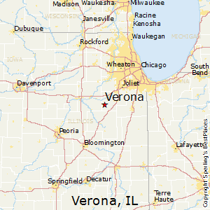 Best Places to Live in Verona Illinois