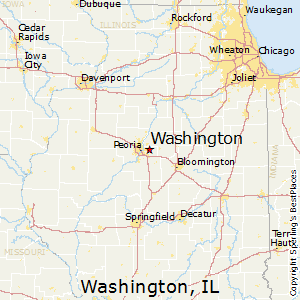 Best Places to Live in Washington, Illinois