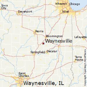 Waynesville, IL