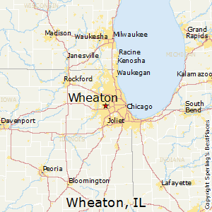 Glen Ellen Illinois Map.Comparison Wheaton Illinois Glen Ellyn Illinois