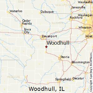 Comparison Woodhull Illinois Moline Illinois