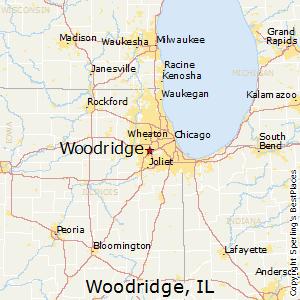Best Places to Live in Woodridge, Illinois