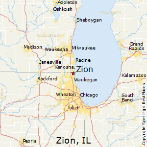 Best Places to Live in Zion, Illinois