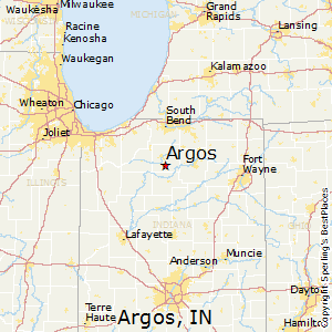 Argos Indiana Cost Of Living