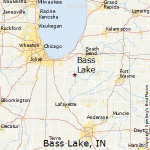 Comparison: Mishawaka, Indiana   Bass Lake, Indiana