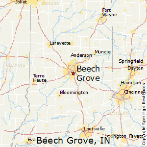Comparison: Noblesville, Indiana   Beech Grove, Indiana