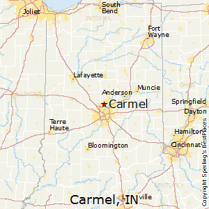 Comparison: Carmel, Indiana   Arlington Heights, Illinois