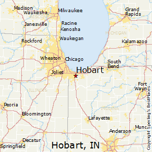 Best Places to Live in Hobart Indiana