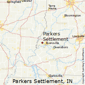 Parkers_Settlement,Indiana Map