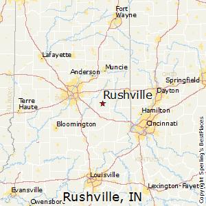 Rushville Indiana Politics Voting