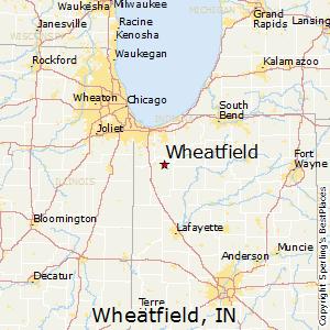 New Carlisle Indiana Map.Comparison Wheatfield Indiana New Carlisle Indiana