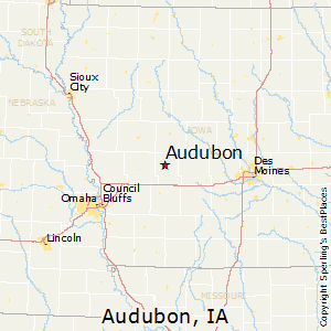 Comparison: Brayton, Iowa   Audubon, Iowa
