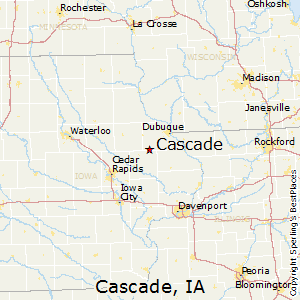 Best Places to Live in Cascade, Iowa