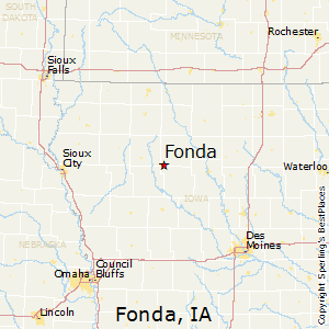 Fonda, Iowa Rankings