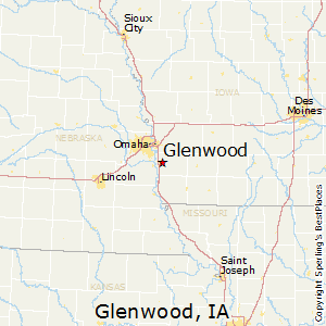 Best Places To Live In Glenwood Iowa