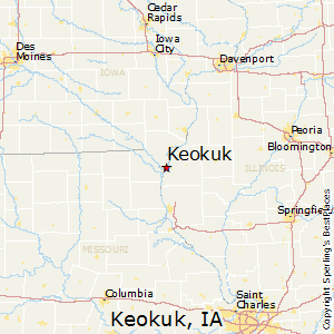 Best Places To Live In Keokuk Iowa