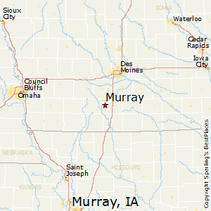 Best Places to Live in Murray, Iowa on