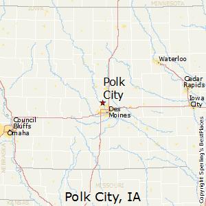 Polk City Iowa Map.Best Places To Live In Polk City Iowa