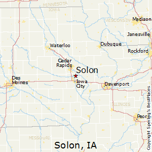 Best Places to Live in Solon, Iowa