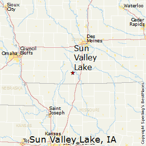 Sun Valley Lake, Iowa Comments