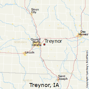 Image result for treynor, ia