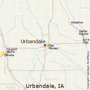 Best Places to Live in Urbandale, Iowa