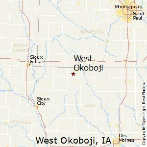 West Okoboji, Iowa Rankings on milford iowa, map of west davenport iowa, lake okoboji arnold's park iowa, map okoboji bridges bay resort, dickinson county iowa, map of lake okoboji,