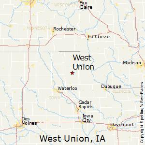 West Union Iowa >> Best Places To Live In West Union Iowa