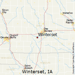 Best Places To Live In Winterset Iowa