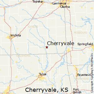 Cherryvale ks zip code