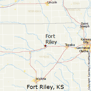 Comparison: Fort Campbell North, Kentucky   Fort Riley, Kansas