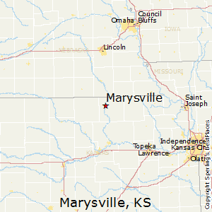 Best Places to Live in Marysville Kansas