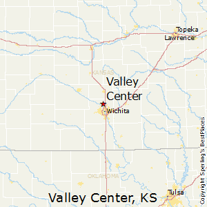 Valley_Center,Kansas Map