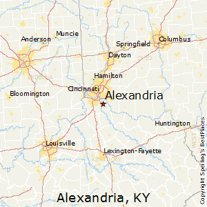 Best Places to Live in Alexandria Kentucky