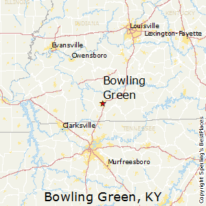 Bowling Green Zip Code Map.Best Places To Live In Bowling Green Kentucky