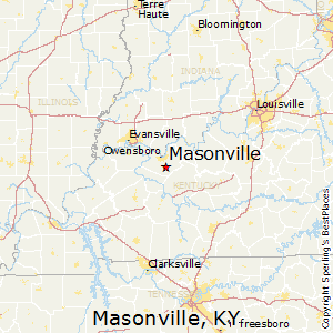 Best Places To Live In Masonville Kentucky