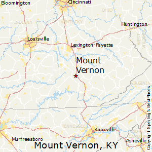 Zip Code For Mt Vernon Ky