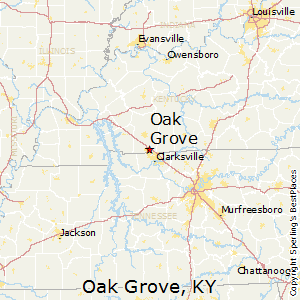 Best Places to Live in Oak Grove, Kentucky