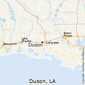 Duson Louisiana fonte: img.bestplaces.net