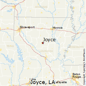 Best Places to Live in Joyce, Louisiana