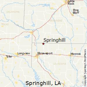 Image result for springhill LA