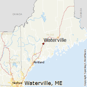 Best Places to Live in Waterville Maine