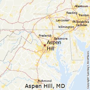 Best Places to Live in Aspen Hill Maryland