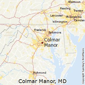 Best Places to Live in Colmar Manor Maryland