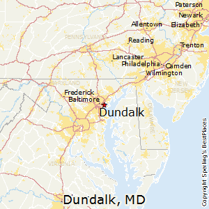 Best Places to Live in Dundalk, Maryland