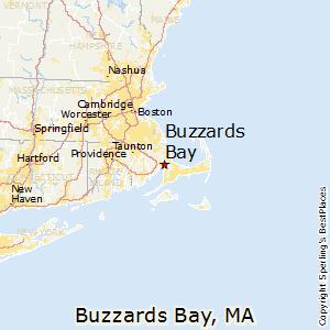 Buzzards_Bay,Massachusetts Map